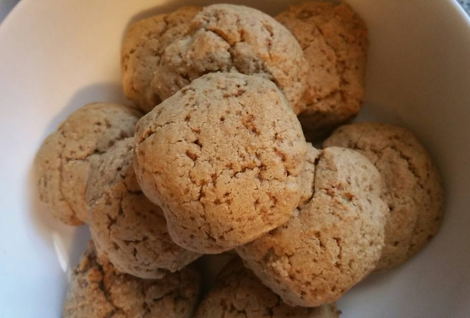 sprouted oatmeal cookies