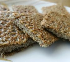 Soaked Quinoa Flatbread or Pizza Crust (YUMMY!)
