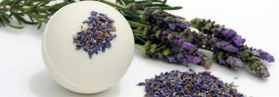 """Falling Asleep"" Bath Bombs for Restful Sleep"