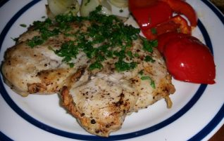 Broiled Chicken Breast (Ready in minutes)