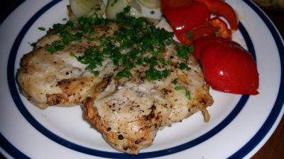 broiled chicken breast recipe