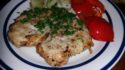 broiled chicken breast recipe