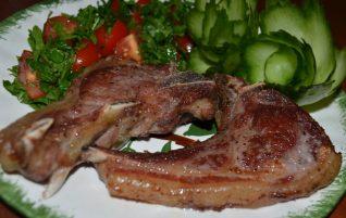 Roasted Lamb Chops (Simple & Easy)