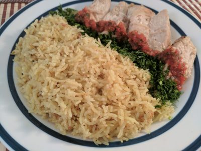 How to Cook Basmati Rice: BASMATI FRIED RICE (Recipe with Photos)