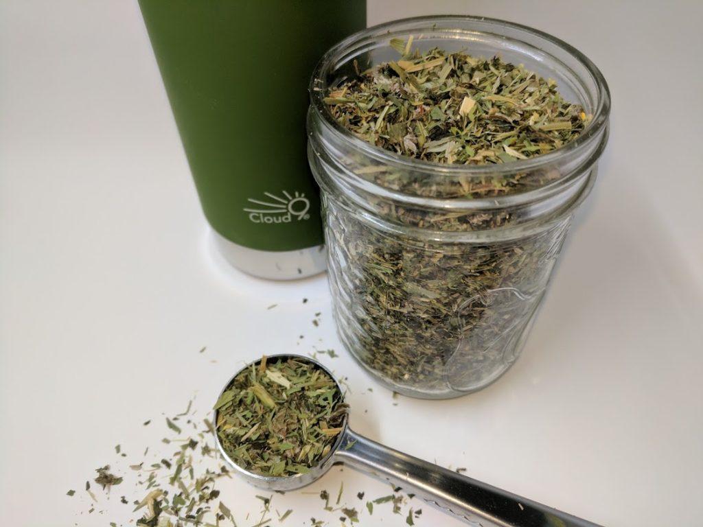 multivitamin tea