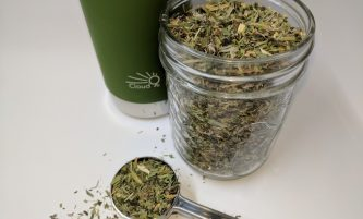 Homemade Herbal Multivitamin Tea Blend for Children & Adults