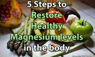 Best way to Restore Magnesium Levels in 5 easy Steps