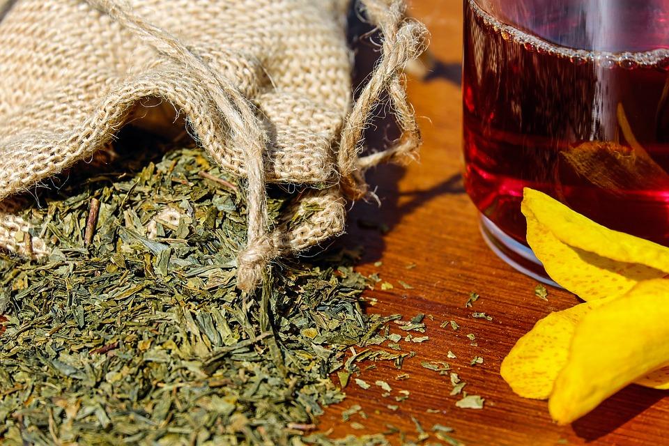 homemade multivitamin tea