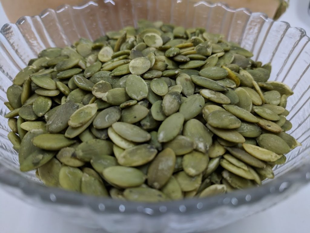 sokaed dried salty pumpkin seeds