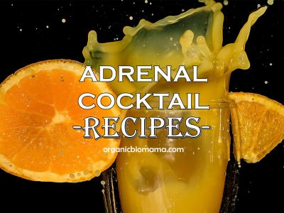 adrenal cocktail recipes