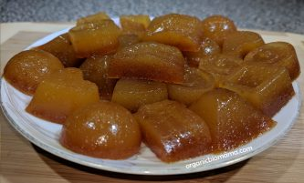 Fermented Cod Liver Oil Gummies Recipe (Version II with FCLO blend)