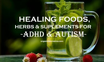 Healing Foods, Herbs, and Supplements for ADHD and Autism
