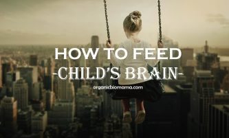 How to Feed Your Child's Brain for Emotional & Mental Health: from Pregnancy and beyond