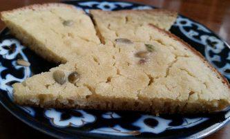 Vegan Sprouted Gluten-free Yeast-free Flatbread Recipe (using Buckwheat, Brown Rice, Millet)