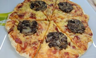 Instant Super Soft Pizza Dough Recipe Without Yeast or Eggs