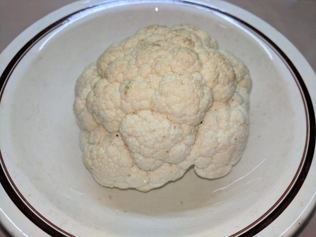 healthy cauliflower bread recipe