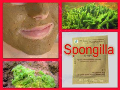 Natural Treatment for Acne Scars - Spongilla Powder Resurfacing Treatment