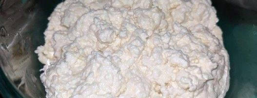 How to Make Cottage Cheese from Milk and Lemon juice (No Vinegar!)