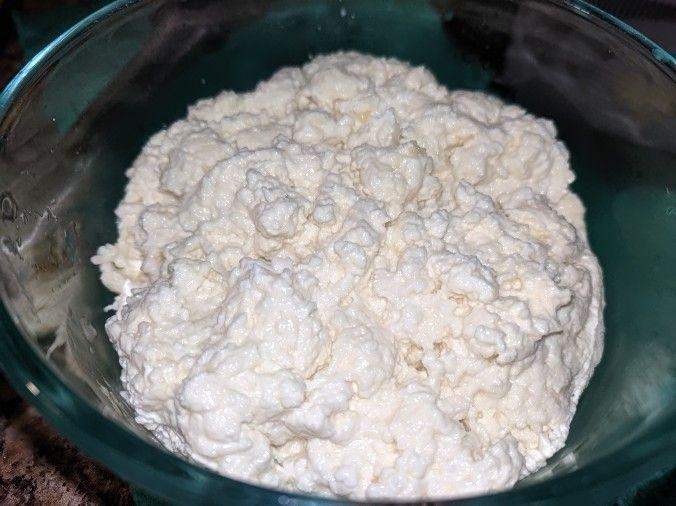 How to Make Cottage Cheese from Milk and Lemon juice