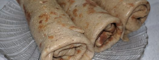 NO FLOUR EGG CREPES – Low Carb Protein Crepe Recipe (Kid-Approved)