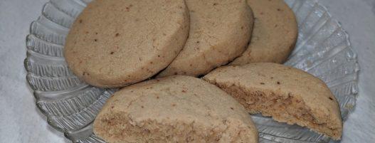 CASSAVA FLOUR COOKIES – Gluten free Shortbread Recipe (AIP, Paleo)