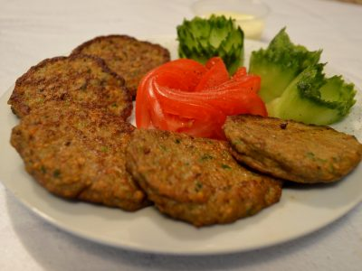 liver recipes - liver pancakes