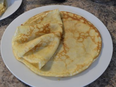 easy crepe recipe - blinchiki - organicbiomama.com