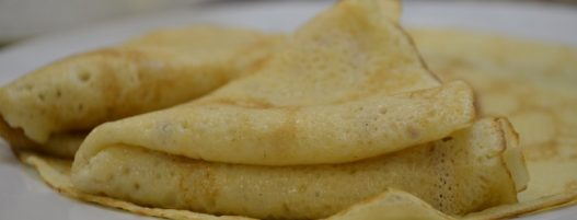 CREPE RECIPE (Blinchiki with WHEY & Eggs)