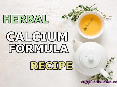herbal calcium formula