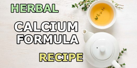 Herbal Calcium Formula Recipe  – Dr. Christopher's Calc Tea