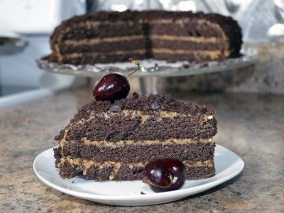 Very Easy Chocolate Cake recipe At Home
